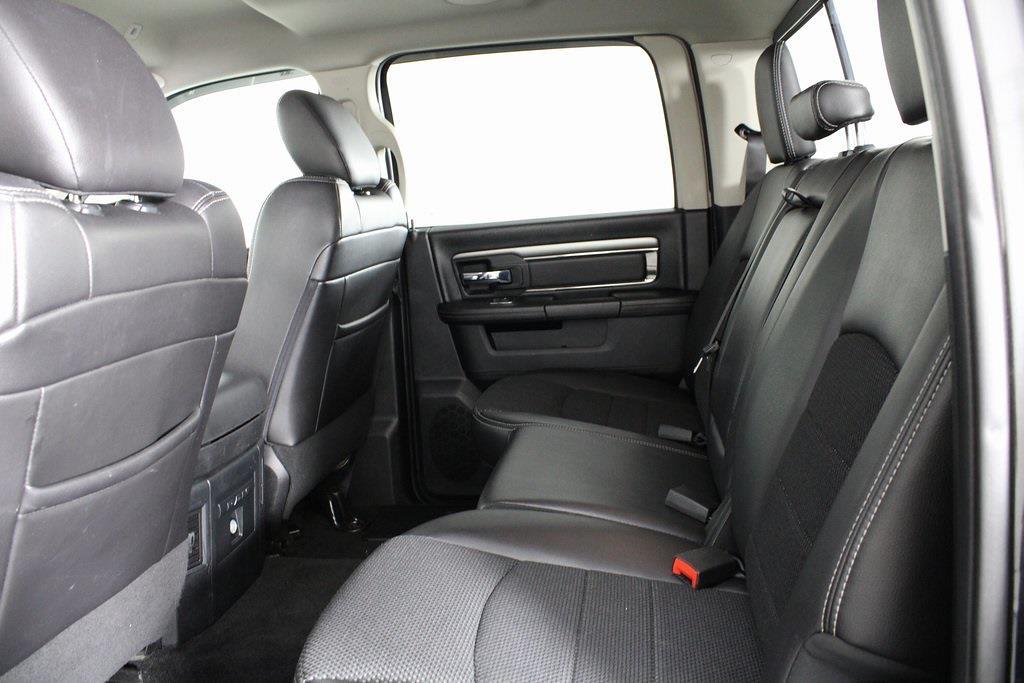 2017 Ram 1500 Crew Cab 4x4, Pickup #DP14074A - photo 14