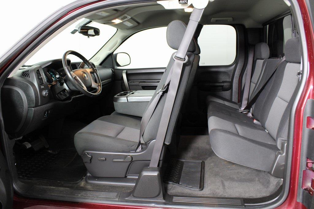 2013 Chevrolet Silverado 1500 Extended Cab 4x4, Pickup #DP14214 - photo 15