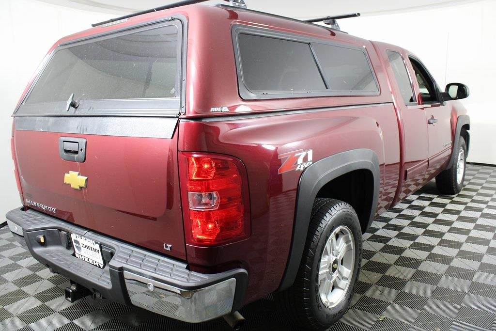 2013 Chevrolet Silverado 1500 Extended Cab 4x4, Pickup #DP14214 - photo 8