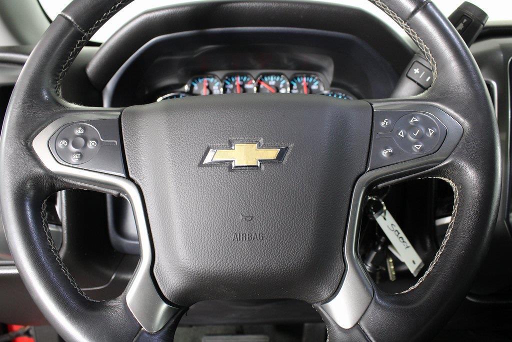 2018 Chevrolet Silverado 1500 Double Cab 4x4, Pickup #DP14216 - photo 22