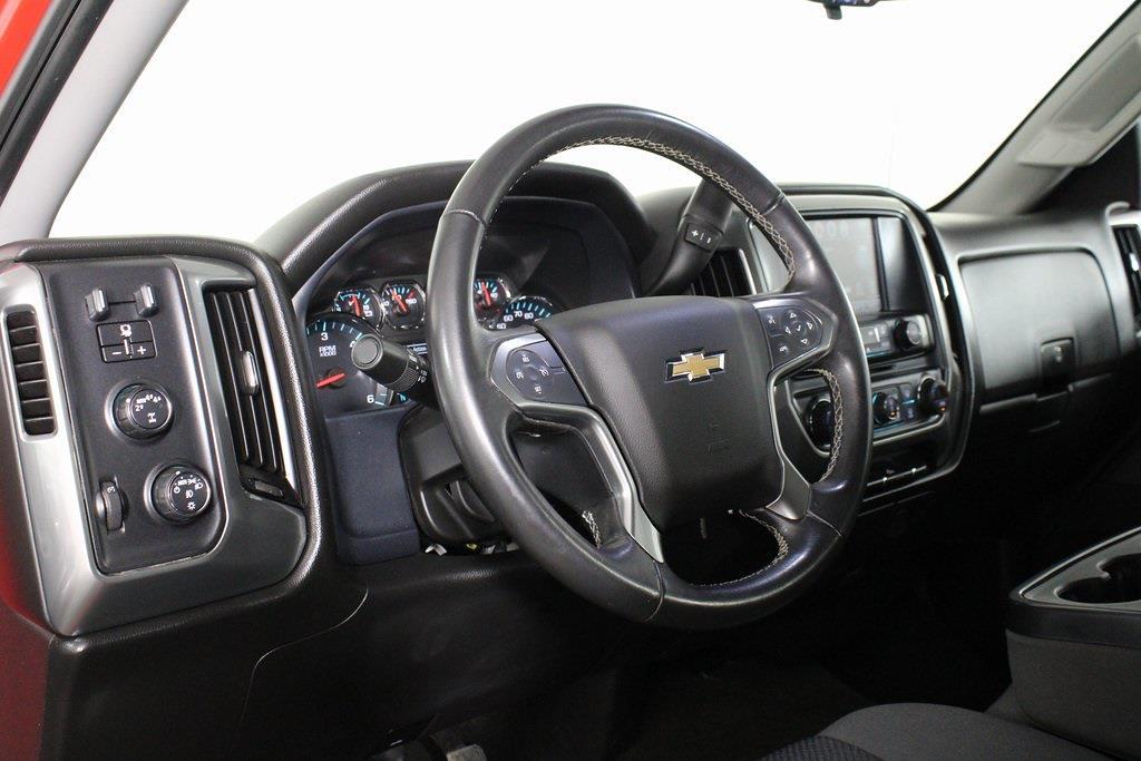 2018 Chevrolet Silverado 1500 Double Cab 4x4, Pickup #DP14216 - photo 9