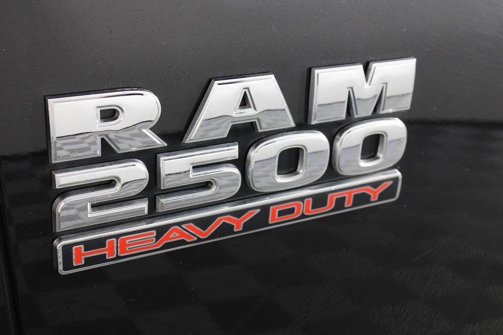 2018 Ram 2500 Crew Cab 4x4, Pickup #DP14233 - photo 9