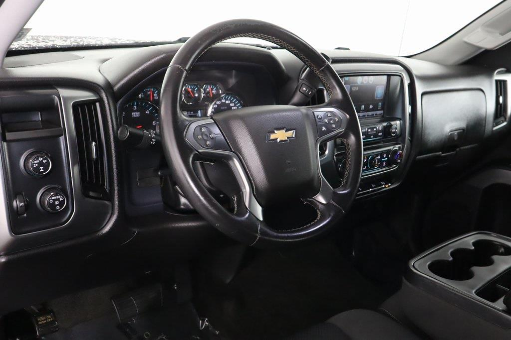 2015 Chevrolet Silverado 1500 Crew Cab 4x4, Pickup #DP14242 - photo 11