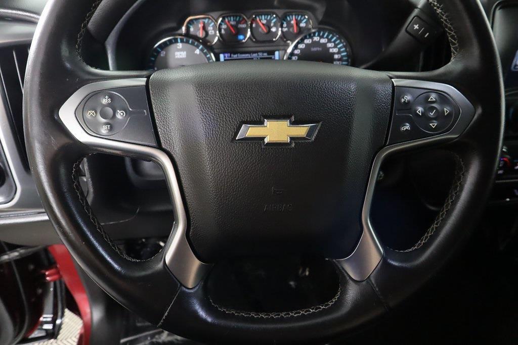 2015 Chevrolet Silverado 1500 Crew Cab 4x4, Pickup #DP14242 - photo 23