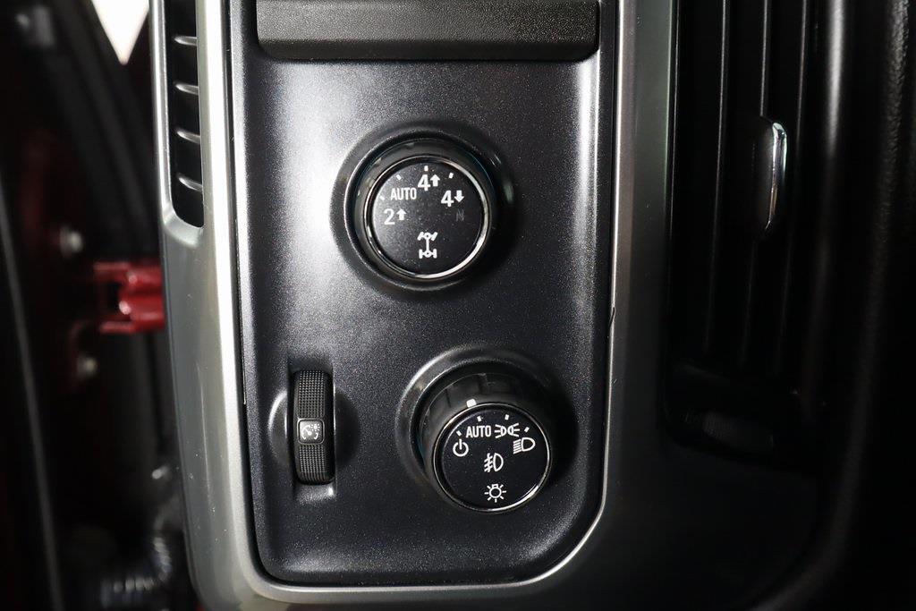 2015 Chevrolet Silverado 1500 Crew Cab 4x4, Pickup #DP14242 - photo 27