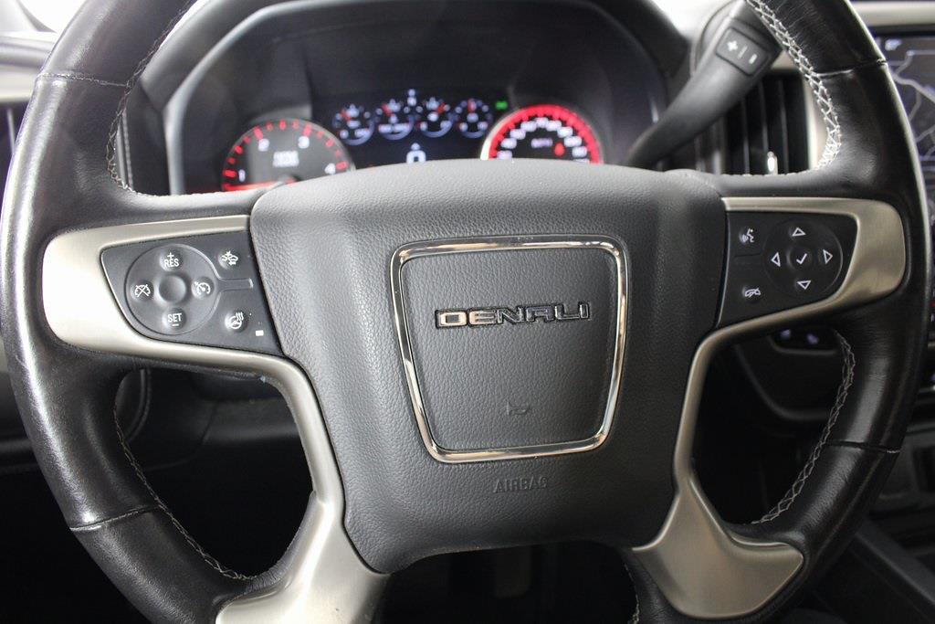 2016 GMC Sierra 2500 Crew Cab 4x4, Pickup #DP14243 - photo 24