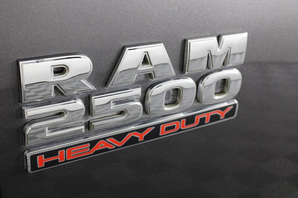 2018 Ram 2500 Crew Cab 4x4, Pickup #DP14298 - photo 8