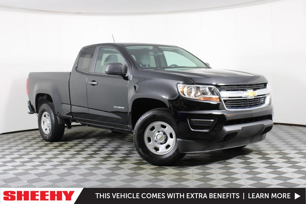 2019 Chevrolet Colorado Extended Cab 4x2, Pickup #DP14338 - photo 1