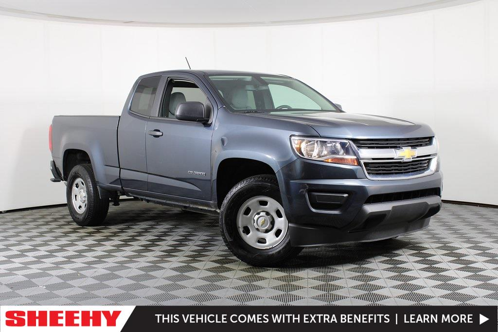 2019 Chevrolet Colorado Extended Cab 4x2, Pickup #DP14339 - photo 1