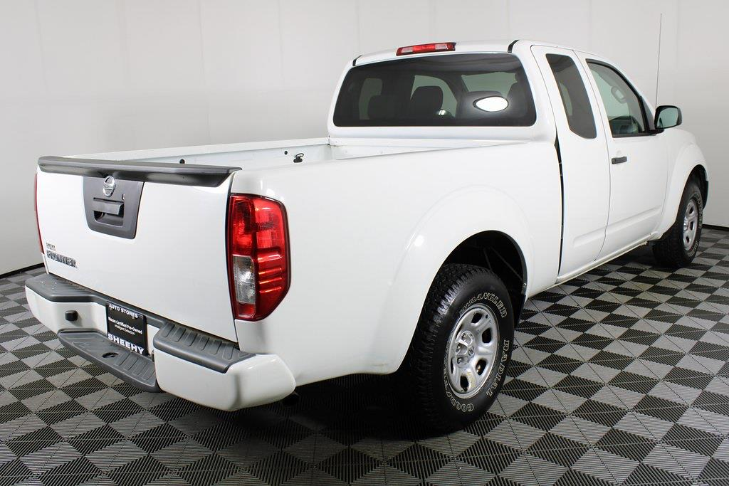 2017 Nissan Frontier King Cab 4x2, Pickup #DP14354 - photo 8