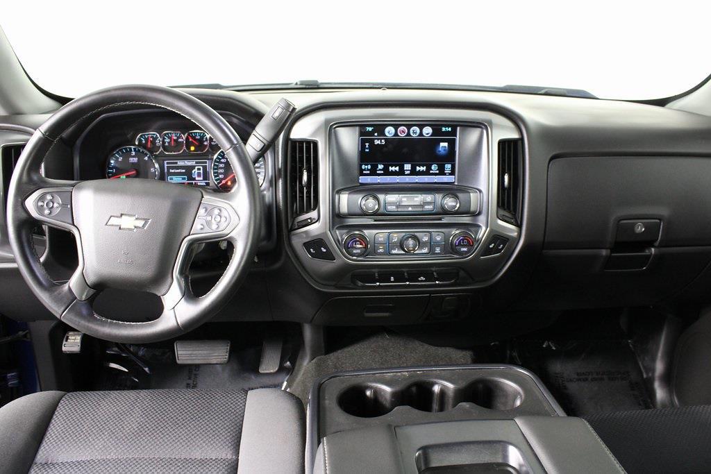 2018 Silverado 1500 Double Cab 4x4,  Pickup #DP14395 - photo 11