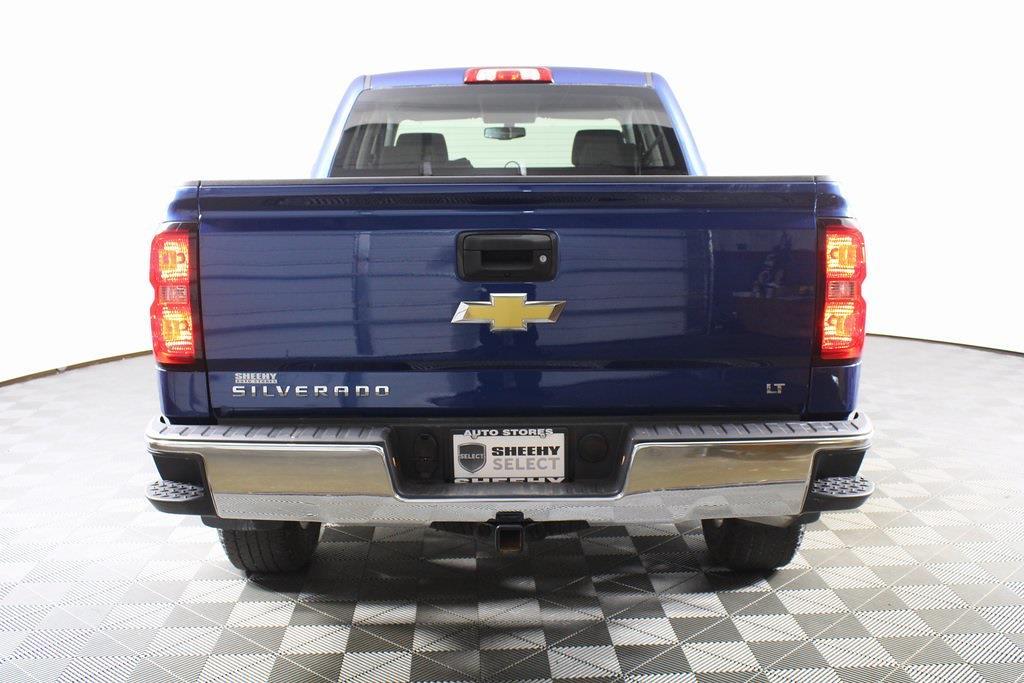 2018 Silverado 1500 Double Cab 4x4,  Pickup #DP14395 - photo 4