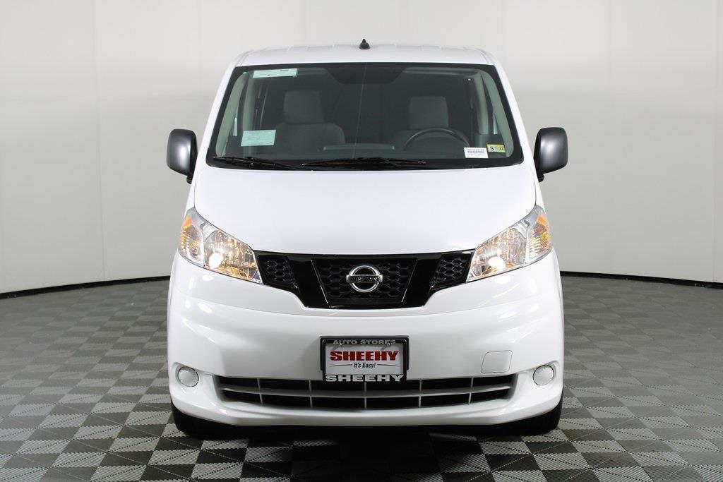 2021 Nissan NV200 4x2, Empty Cargo Van #DS702634 - photo 3