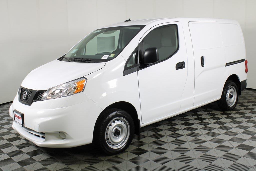 2021 Nissan NV200 4x2, Empty Cargo Van #DS702634 - photo 4