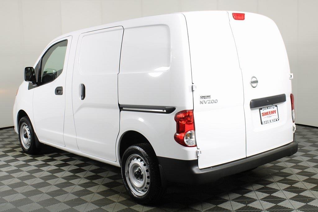 2021 Nissan NV200 4x2, Empty Cargo Van #DS702634 - photo 5
