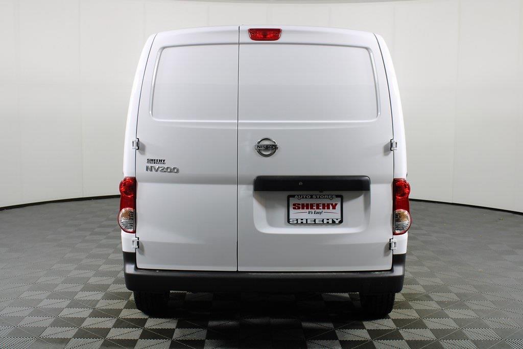 2021 Nissan NV200 4x2, Empty Cargo Van #DS702634 - photo 6