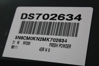 2021 Nissan NV200 4x2, Empty Cargo Van #DS702634 - photo 28