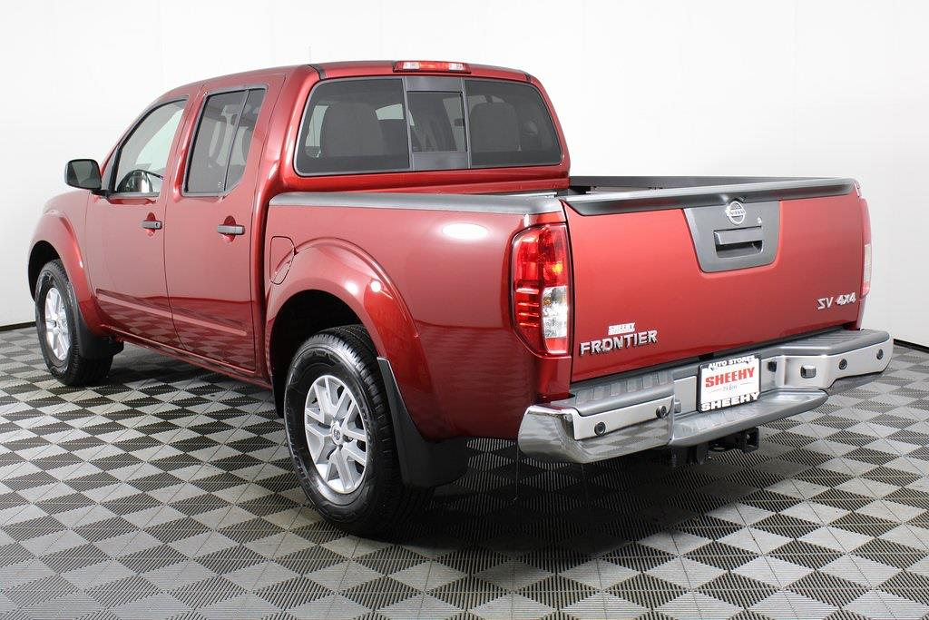 2021 Nissan Frontier 4x4, Pickup #DS713210 - photo 5