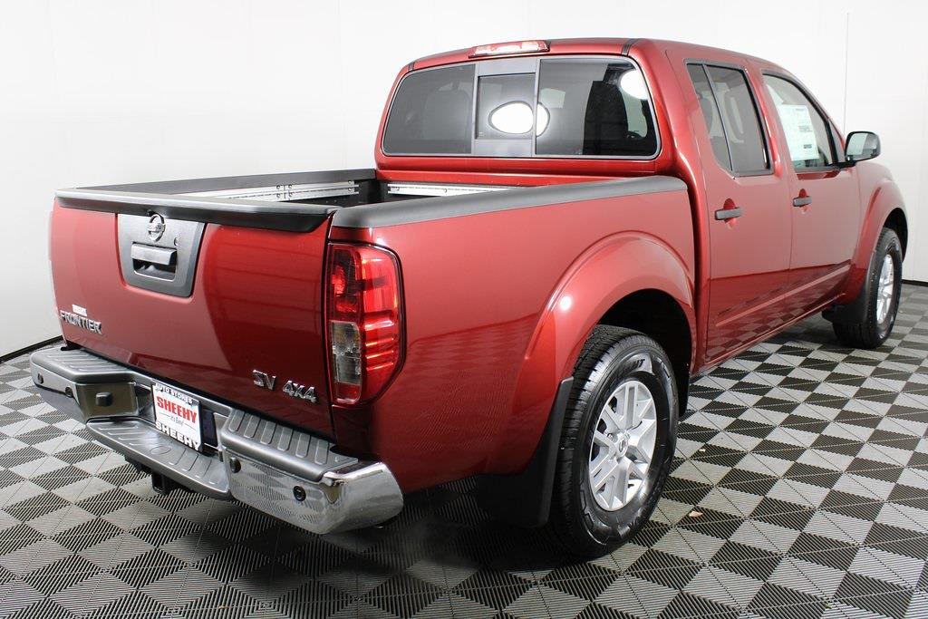 2021 Nissan Frontier 4x4, Pickup #DS713210 - photo 2
