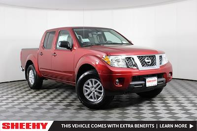 2021 Nissan Frontier 4x4, Pickup #DS713210 - photo 1