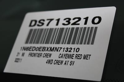 2021 Nissan Frontier 4x4, Pickup #DS713210 - photo 27