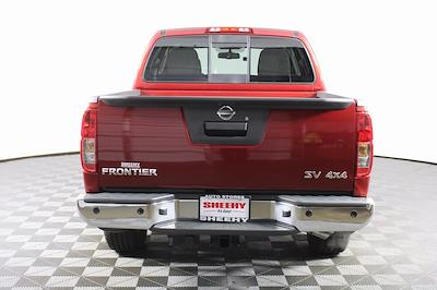 2021 Nissan Frontier 4x4, Pickup #DS713210 - photo 6
