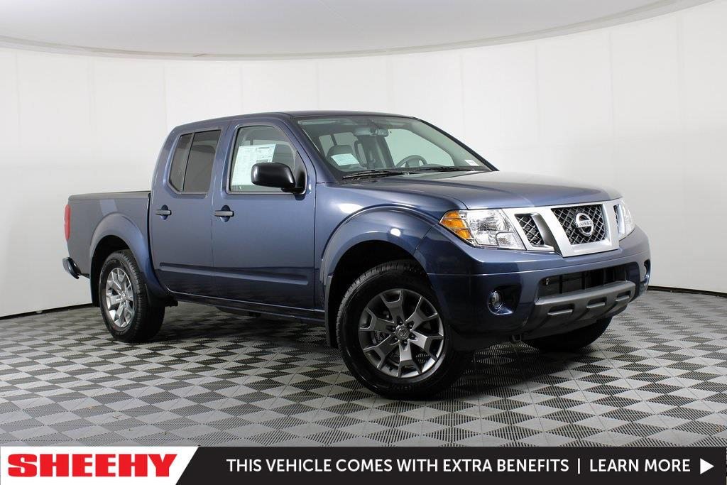2021 Nissan Frontier 4x4, Pickup #DS715855 - photo 1