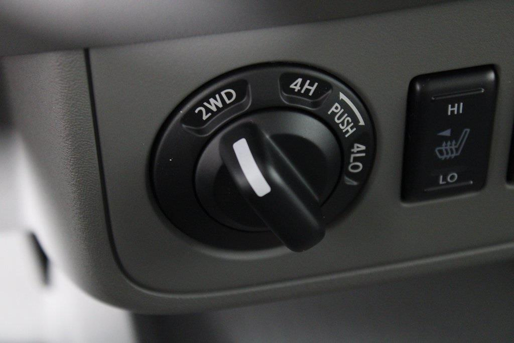2021 Nissan Frontier 4x4, Pickup #DS715855 - photo 19