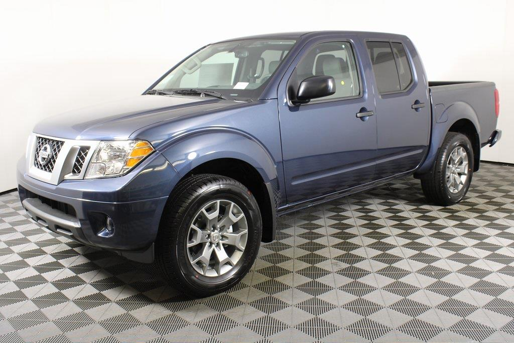 2021 Nissan Frontier 4x4, Pickup #DS715855 - photo 4