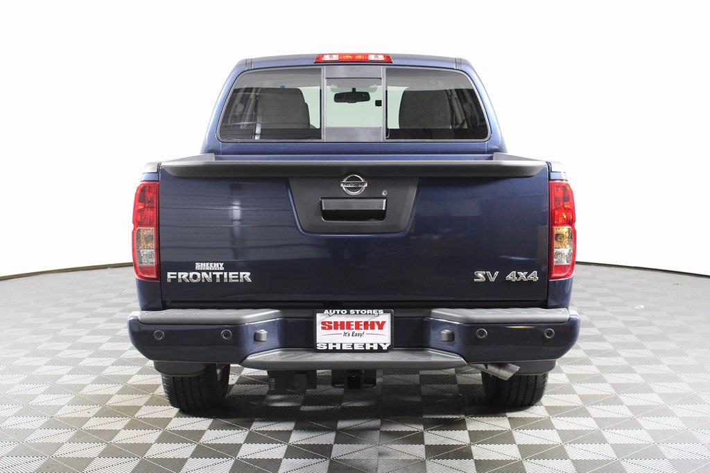 2021 Nissan Frontier 4x4, Pickup #DS715855 - photo 5