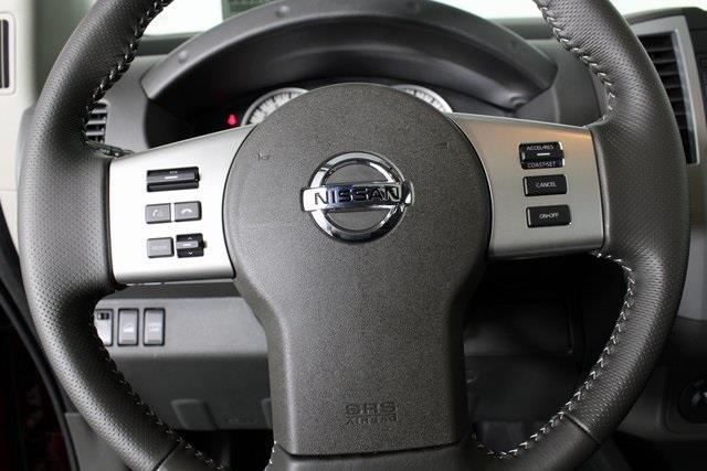 2020 Nissan Frontier Crew Cab 4x4, Pickup #DS716688 - photo 25