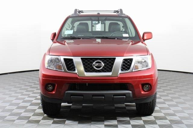 2020 Nissan Frontier Crew Cab 4x4, Pickup #DS716688 - photo 4