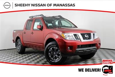 2020 Nissan Frontier Crew Cab 4x4, Pickup #DS716688 - photo 1