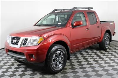 2020 Nissan Frontier Crew Cab 4x4, Pickup #DS716688 - photo 5