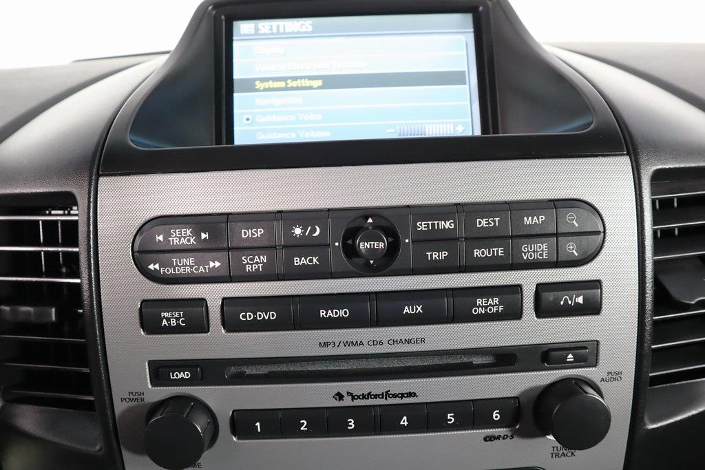 2011 Nissan Titan Crew Cab 4x4, Pickup #DX25200A - photo 22