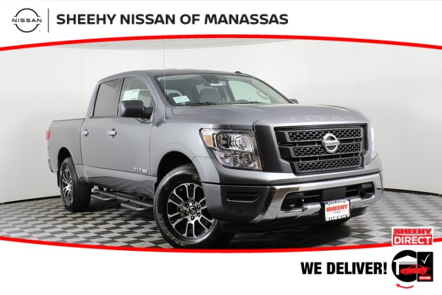 2021 Nissan Titan, Pickup #DX503294 - photo 1