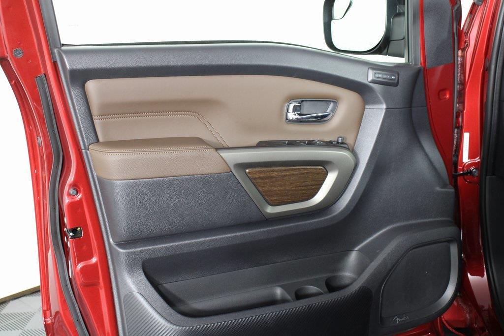 2021 Nissan Titan 4x4, Pickup #DX505079 - photo 12