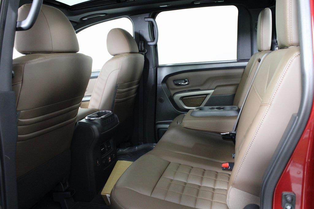 2021 Nissan Titan 4x4, Pickup #DX505079 - photo 16