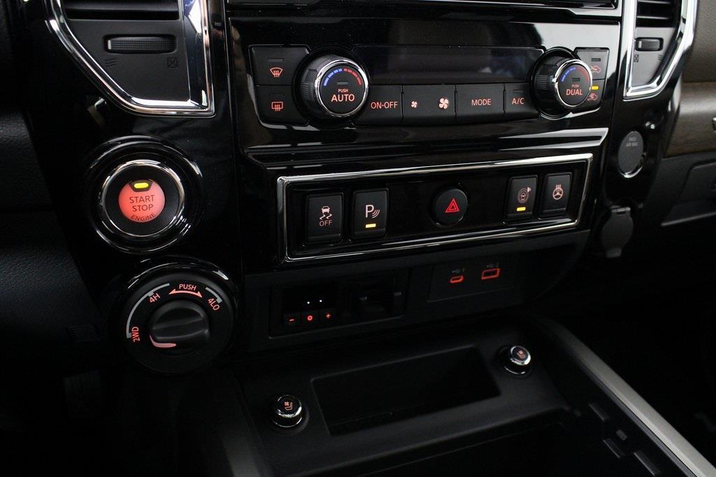 2021 Nissan Titan 4x4, Pickup #DX505079 - photo 20