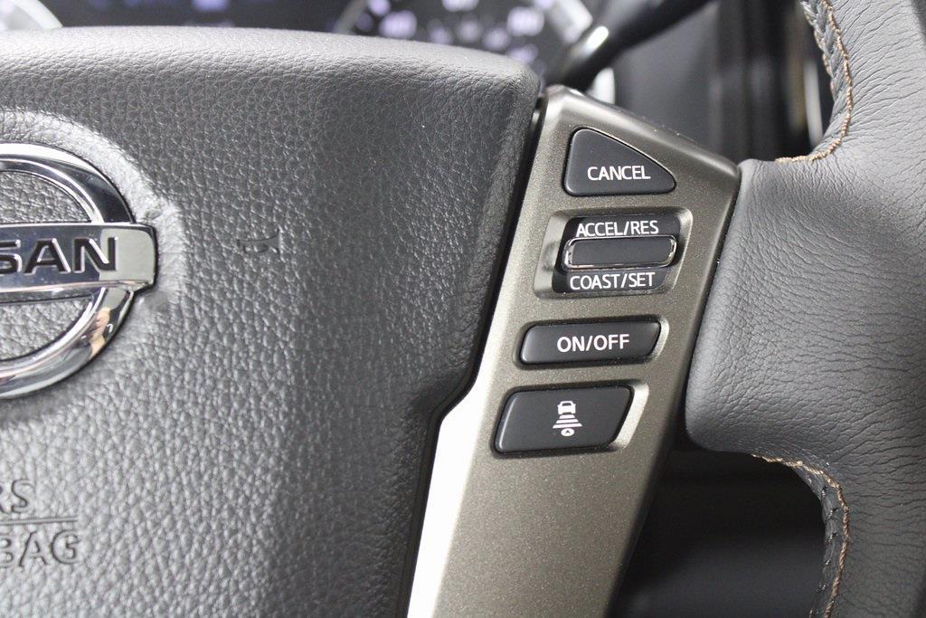 2021 Nissan Titan 4x4, Pickup #DX505079 - photo 30