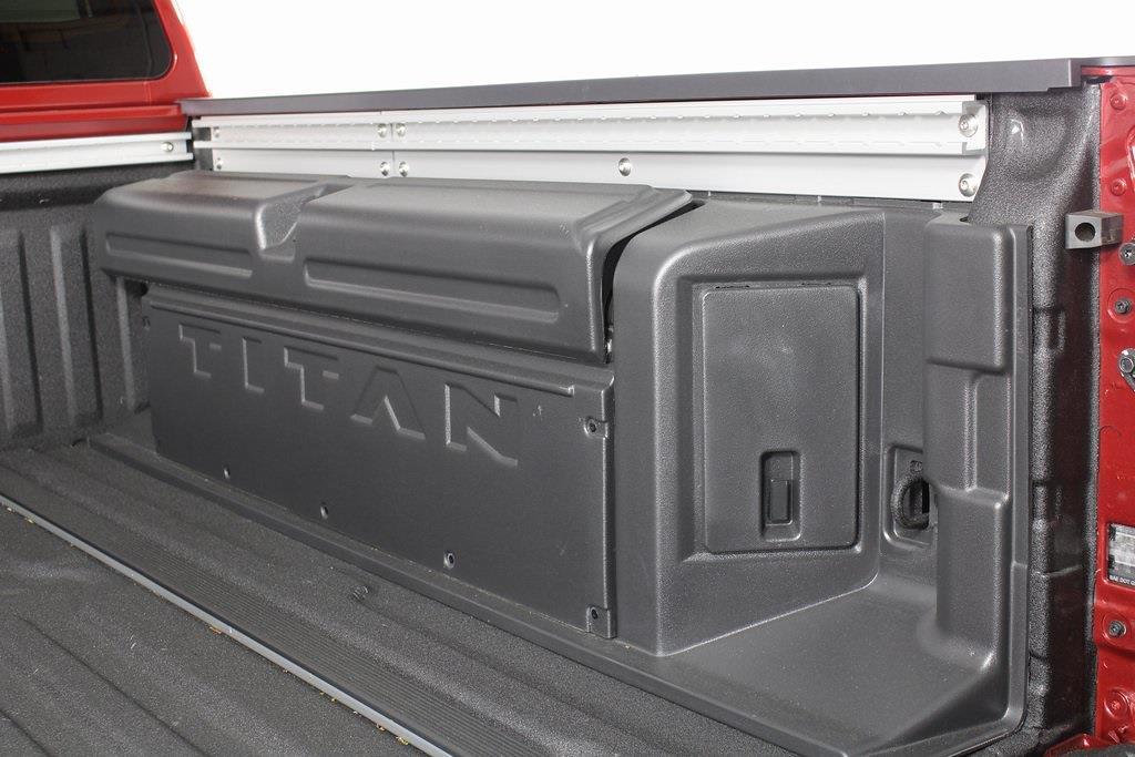 2021 Nissan Titan 4x4, Pickup #DX505079 - photo 8