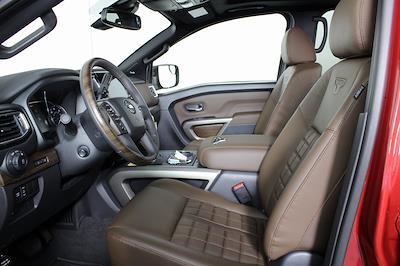 2021 Nissan Titan 4x4, Pickup #DX505079 - photo 14