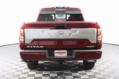 2021 Nissan Titan 4x4, Pickup #DX505079 - photo 5