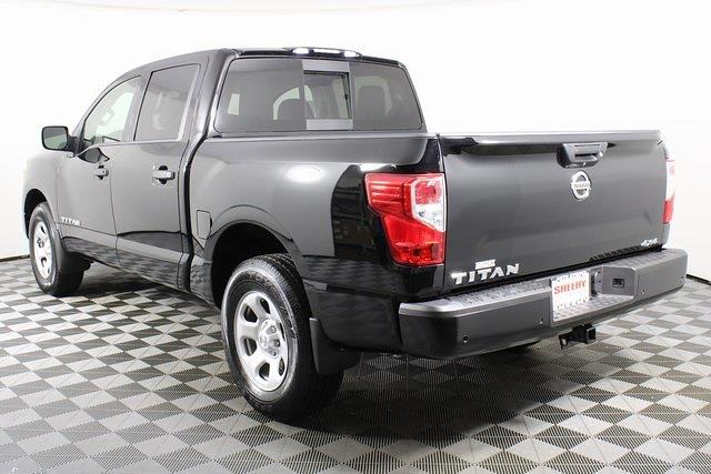2021 Nissan Titan 4x4, Pickup #DX518092 - photo 5