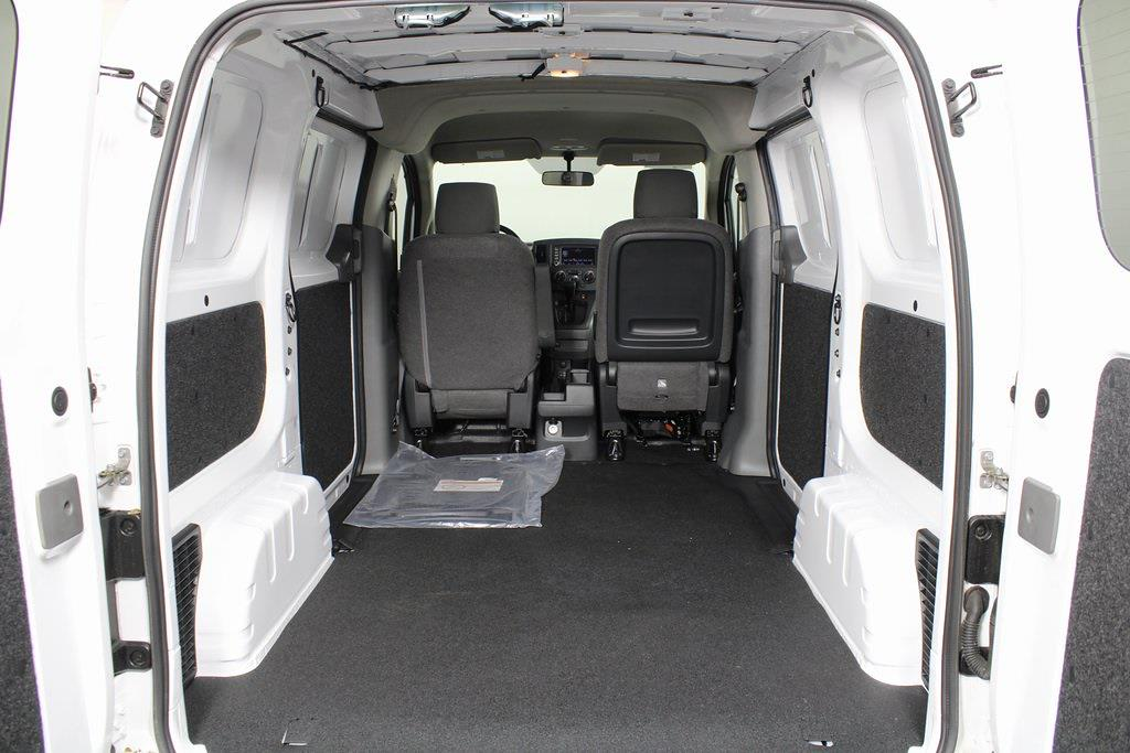 2021 Nissan NV200 4x2, Empty Cargo Van #DX695165 - photo 1