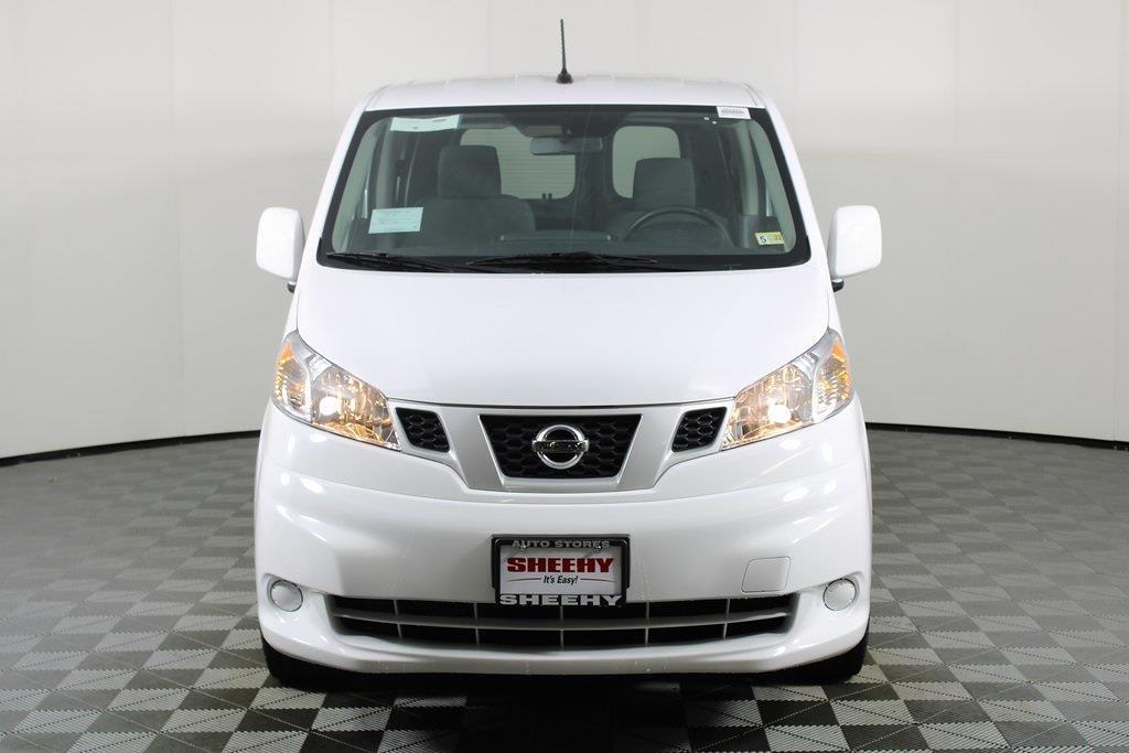 2021 Nissan NV200 4x2, Empty Cargo Van #DX695165 - photo 3