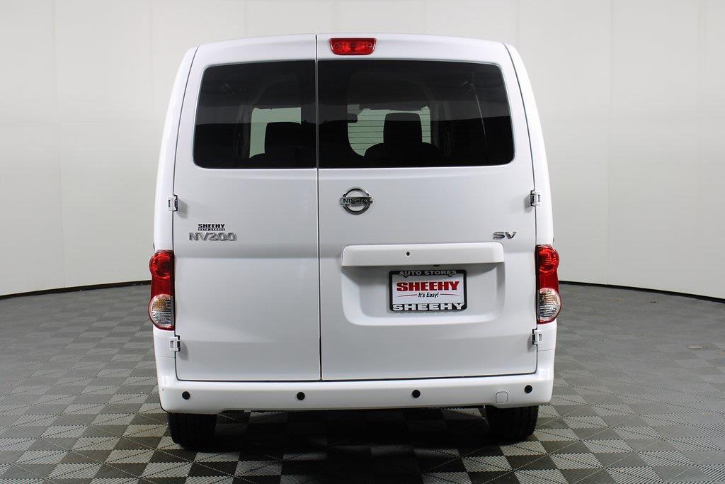 2021 Nissan NV200 4x2, Empty Cargo Van #DX695165 - photo 6