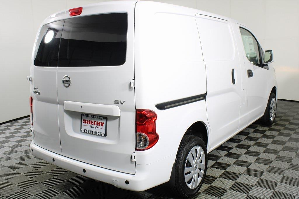 2021 Nissan NV200 4x2, Empty Cargo Van #DX695165 - photo 7