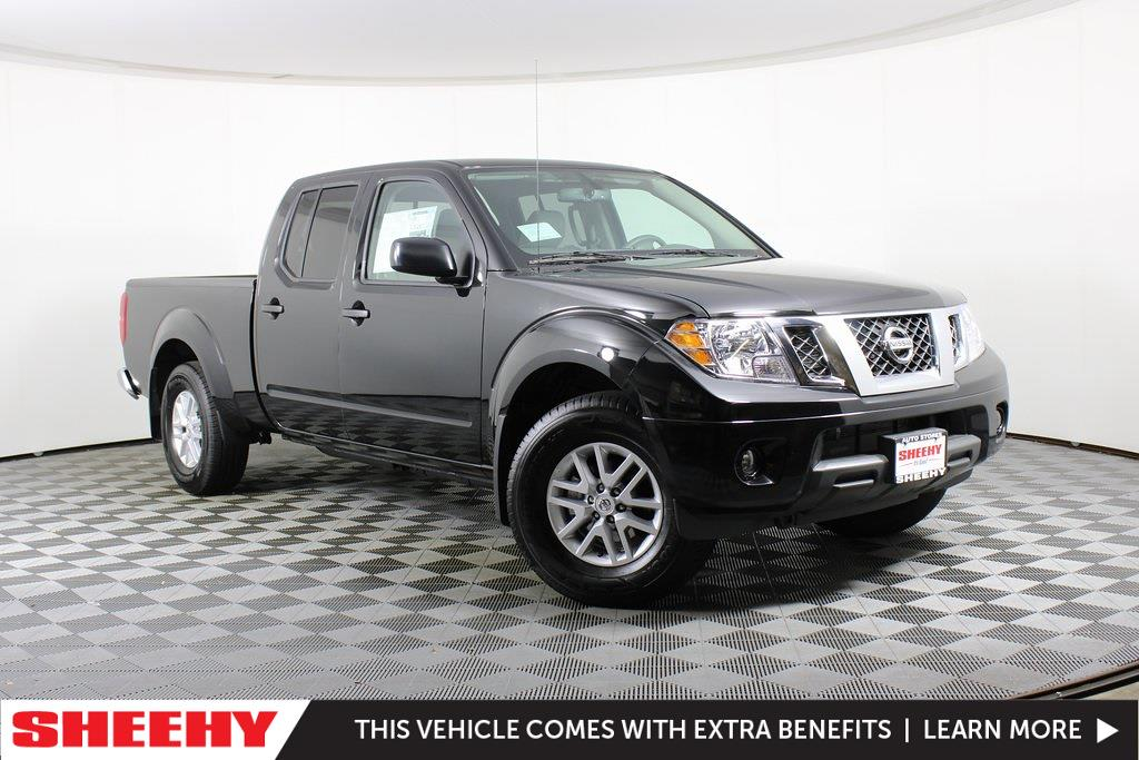 2021 Nissan Frontier 4x4, Pickup #DX703897 - photo 1