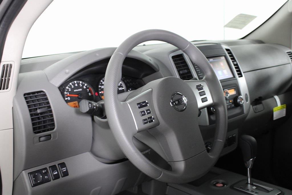 2021 Nissan Frontier 4x4, Pickup #DX703897 - photo 9